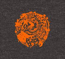 A whole new world - Orange Hoodie