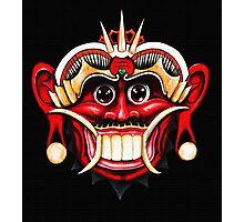 Barong - The Nemesis of Rangda (full) Photographic Print
