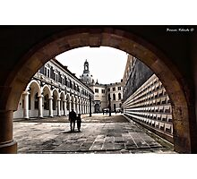 A Corner of Dresden Photographic Print