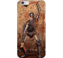 Undead Warrior iPhone Case/Skin