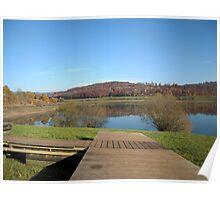 Landscape - Germany - November 2011 Poster