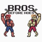 Bros Before Hoes - Double Dragon Minecraft Parody by RetroReview