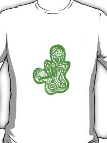 Lady bug - Green T-Shirt