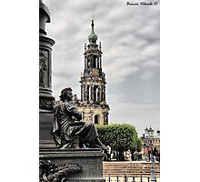 A Corner of Dresden (2) Photographic Print