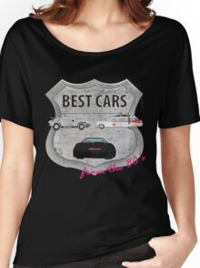 Best cars form the 80's Women's Relaxed Fit T-Shirt