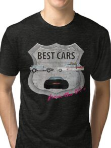 Best cars form the 80's Tri-blend T-Shirt