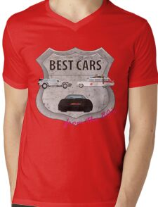 Best cars form the 80's Mens V-Neck T-Shirt