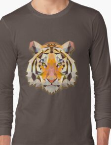 Tiger Animals Gift Long Sleeve T-Shirt