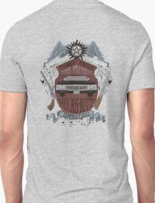 Supernatural retro crest T-Shirt