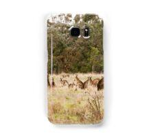 Troop of Kangaroos Samsung Galaxy Case/Skin