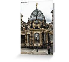 Series: Dresden, Saxony Greeting Card