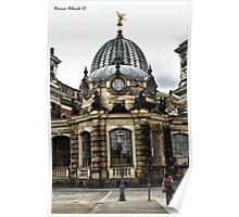 Series: Dresden, Saxony Poster