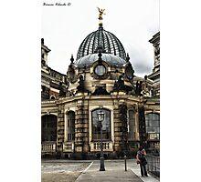 Series: Dresden, Saxony Photographic Print