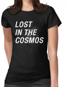 LOST IN THE COSMOS Shirt Womens Fitted T-Shirt