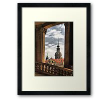 Series: Dresden Framed Print