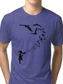 Fly away Tri-blend T-Shirt