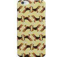 Beagle pattern iPhone Case/Skin