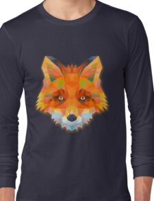 Fox Animals Gift Long Sleeve T-Shirt