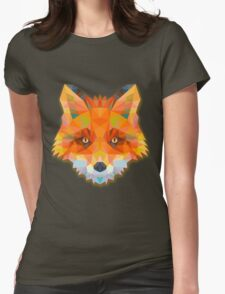 Fox Animals Gift Womens Fitted T-Shirt