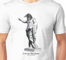 corvus maximus Unisex T-Shirt