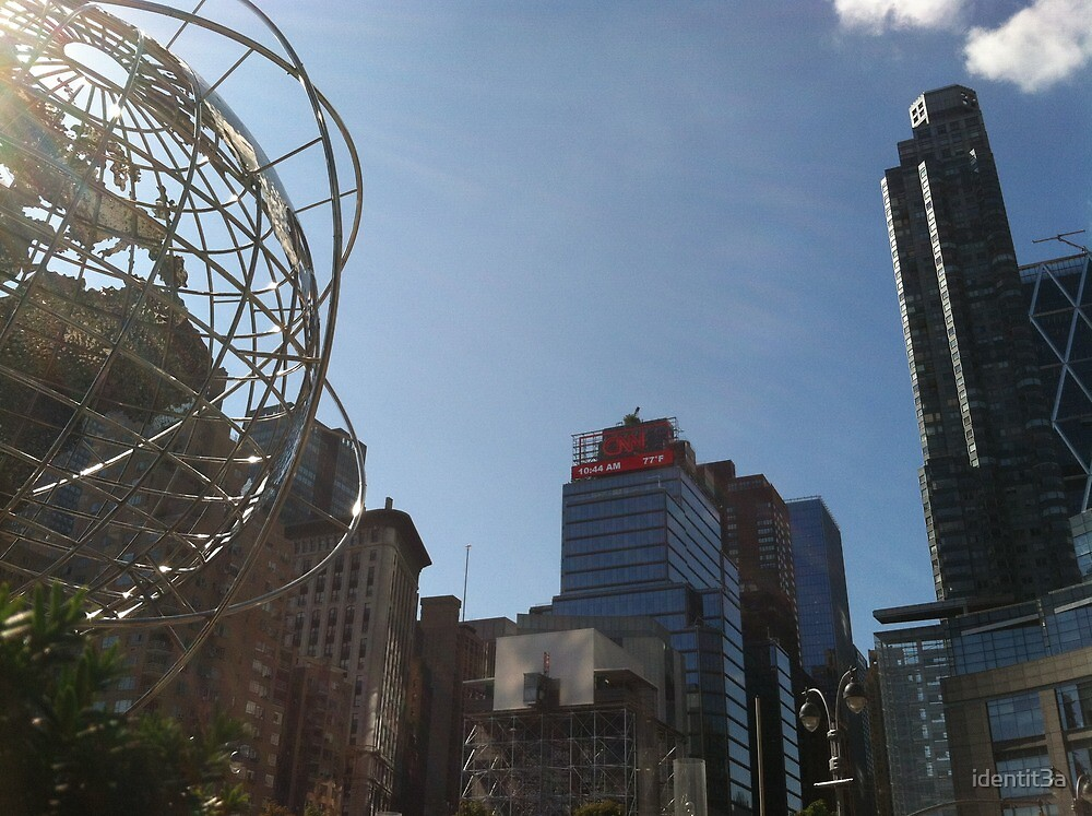 NYC, the world, and beyond by identit3a