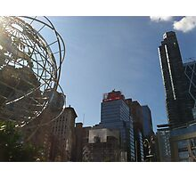 NYC, the world, and beyond Photographic Print