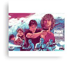 Point Break 2015 great pic Canvas Print