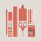 School House Monotone by indurdesign