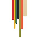 Drips Colored by indurdesign
