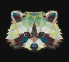Raccoon Animals Gift Kids Tee