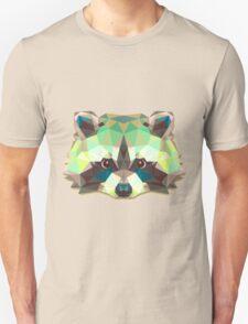 Raccoon Animals Gift Unisex T-Shirt