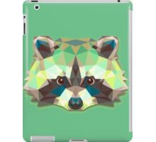Raccoon Animals Gift iPad Case/Skin