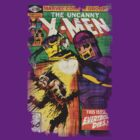 the uncanny x-men #142 by Alex Magnus