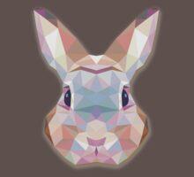Rabbit Hare Animals Gift Baby Tee