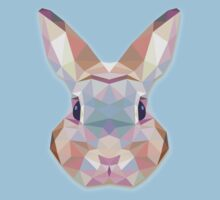 Rabbit Hare Animals Gift Kids Tee