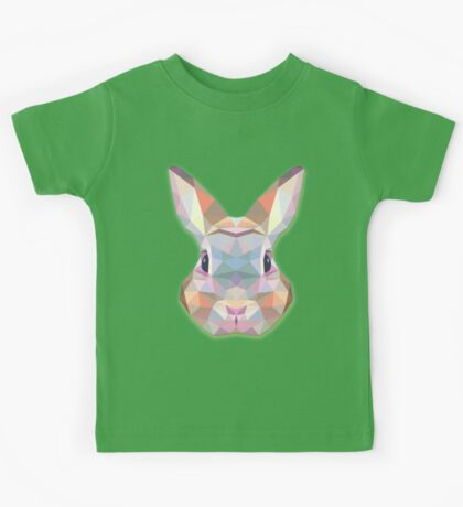 Rabbit Hare Animals Gift Kids Tee