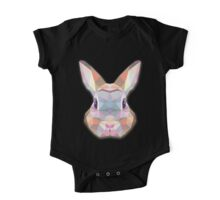 Rabbit Hare Animals Gift One Piece - Short Sleeve