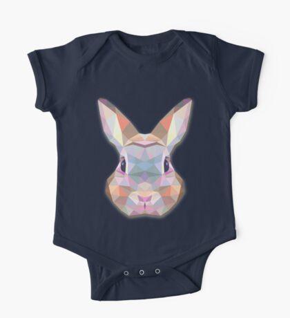 Rabbit Hare Animals Gift One Piece - Short Sleeve