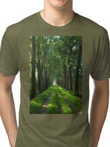 Oaks Lane  Tri-blend T-Shirt
