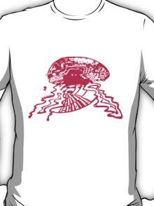 Brain storm - Pink T-Shirt