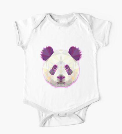Panda Bear Animals Gift One Piece - Short Sleeve