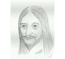 Cavalier - Spirit Guide Pencil Portrait Poster