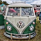 VW Splitty by Chris Vincent