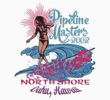 Pipeline Masters 2002 Kids Clothes