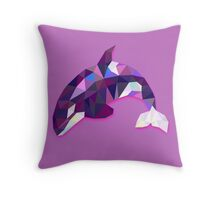 Orca Animals Gift Throw Pillow
