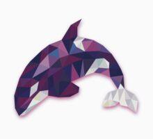 Orca Animals Gift Kids Tee