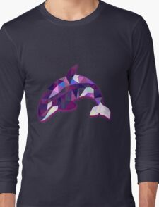 Orca Animals Gift Long Sleeve T-Shirt