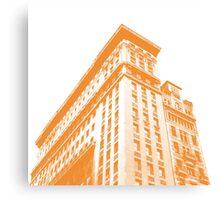 Building in Union Square Canvas Print