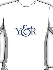 Young and Rubicam Retro Logo T-Shirt
