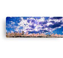 San Francisco Skyline (digital) Canvas Print